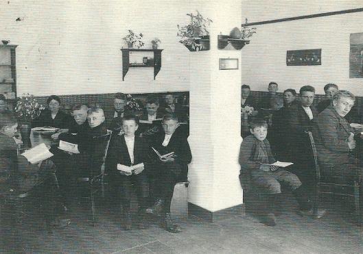 Jeugdbibliotheek Veendam, 1918
