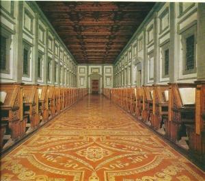 Biblioteca Laurenziana, Florence