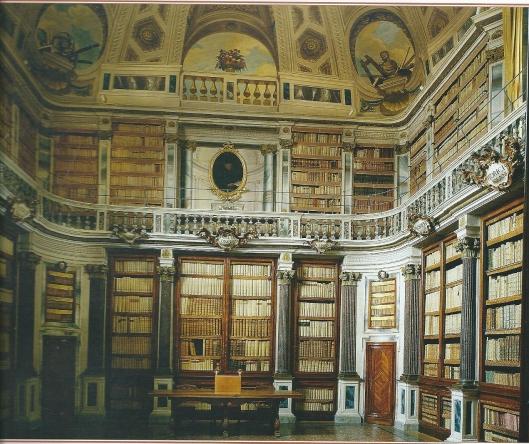Biblioteca Comunale, Imola, Italië