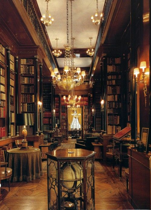 Spaanse privébibliotheek