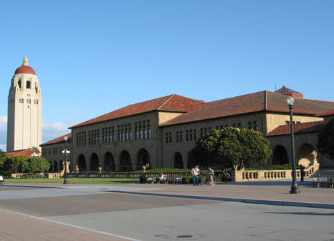 Stanford University Library (Geen Library)