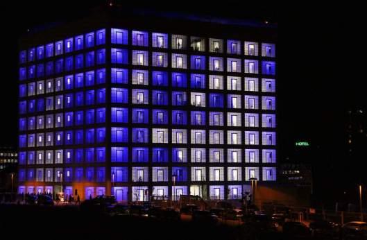 Nieuwe stadsbibliotheek in Stuttgart