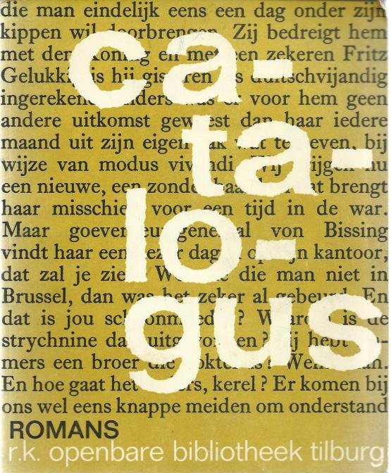Tilburgcatalogus