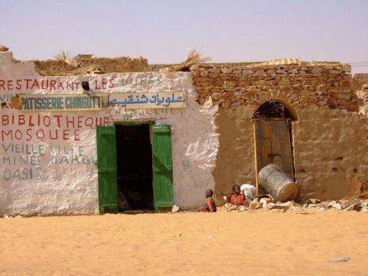 Chinguetti, Mauretania