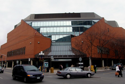 Toronto Reference Library, Canada