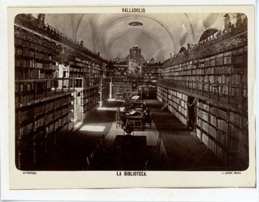 Valladolid: biblioteca