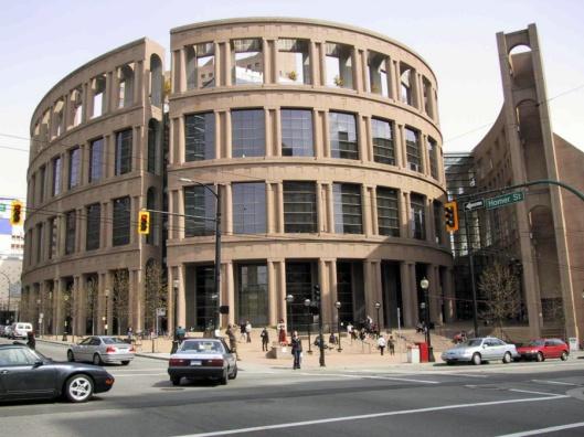 Vancouver Public Library, Canada
