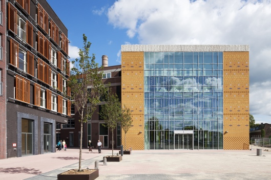 Openbare bibliotheek en museum van Veenendaal