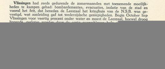 Openbare bibliotheek Vlissingen in de periode dat Annie M.G.Schmidt directeur was