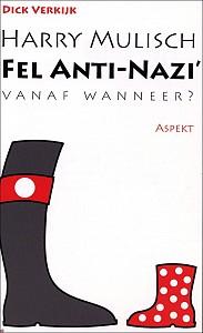 Vooromslag van boek door Dick Verkijk