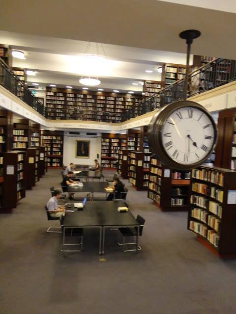 Welcome Library in London (Pato Szulman)