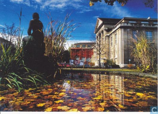 Museum- en Bibliotheekgebouw in Winterthur