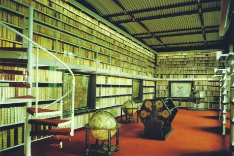 Herzog August Bibliothek, Wolfenbüttel, Duitsland