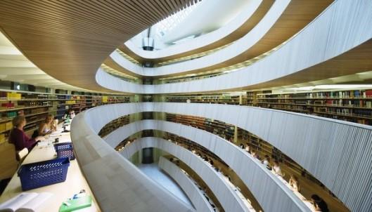 Bibliothek der Juristischen Fakultät der Universität Zürich