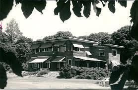 Bloemenoord, circa 1950, bewoond door familie Rhodius