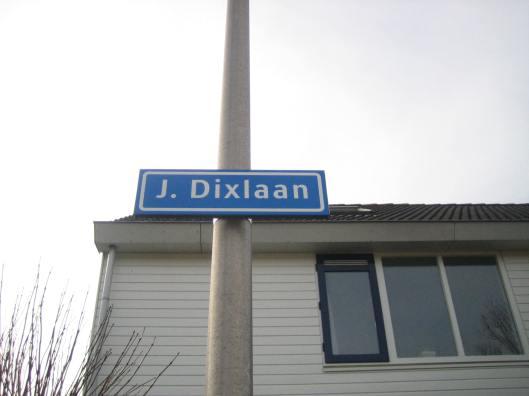 J.Dixlaan, Prinseneiland. De Glip, Heemstede