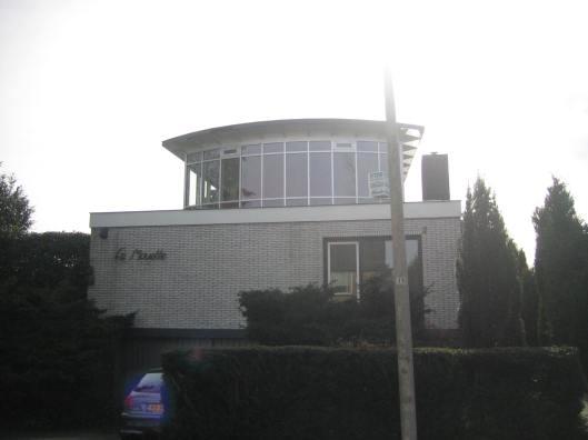 Villa Mariette aan de Fazantenlaan