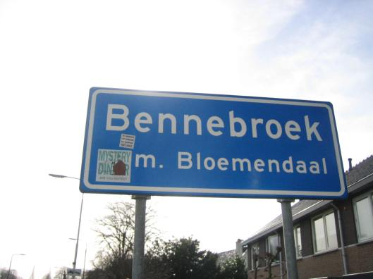 Bennebroek: van Heemstede via zelfstandigheid naar Bloemendaal