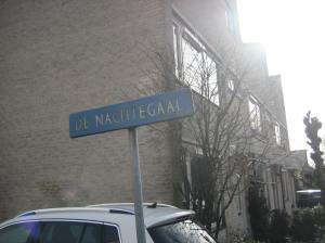 De Nachtegaal, vernoemd naar gelijknamige molen