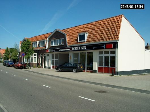 Glipperweg 52: automobielbedrijf Meijer