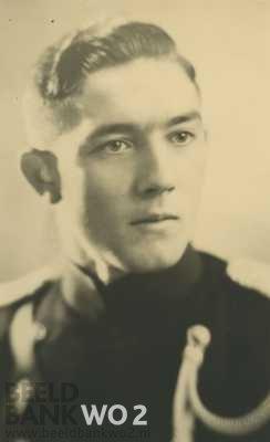 J.M.A.J.Adriaanse (1925-10-2-1945) (Beeldbank WO2)