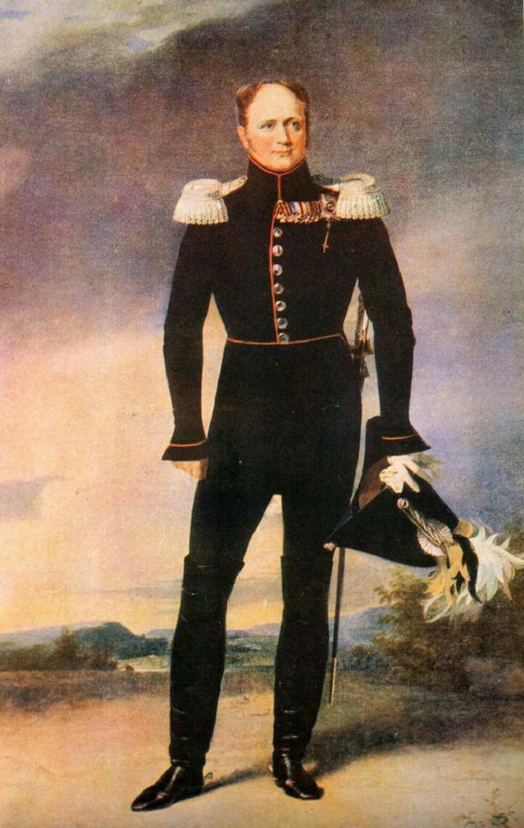 Tsaar Alexander 1 In Bennebroek Heemstede En Haarlem