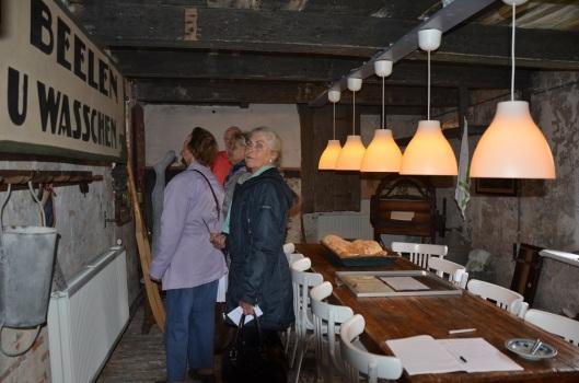 Het historische bakkershuisje aan de Blekersvaartweg 23 in Heemstede (foto Ellen Toledo)