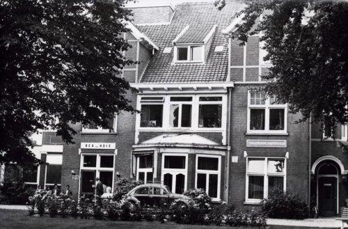 Beahuis/Bloemenhovenkliniek aan de Herenweg in Heemstede