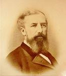 Portret van Leonard Marinus Beels (1825-1882)