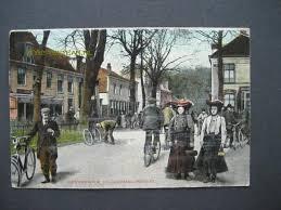 Bennebroek, Hillegommerstraat, 1907