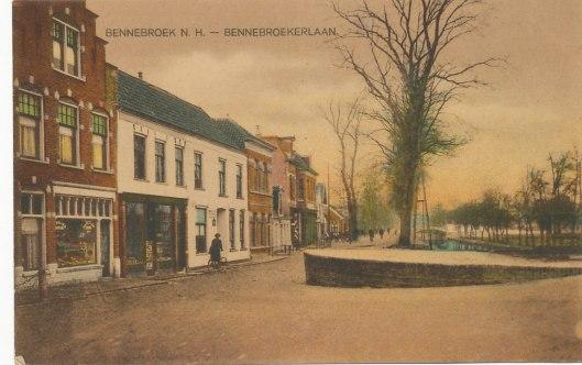 Bennebroekerlaan, Bennebroek