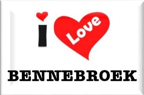 Motto: Bennebroek I love