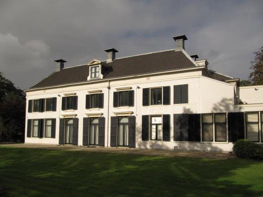 Huize Berkenrode in Heemstede, tegenwoordig met kantoorfunctie