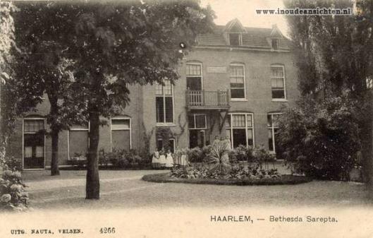 Bethesda-Sarepta in Haarlem