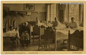 Bethesda-Sarepta: ziekenzaal