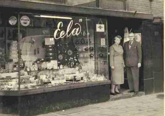 Ecla, Binnenweg 127, in 1956
