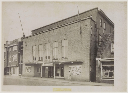 Het Minerva theater, Binnenweg 30a