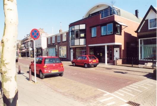 Binnenweg 68: Copy Store en omgeving
