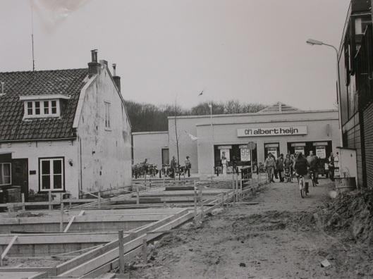 Aanleg Binnendoor tussen Binnenweg en Blekersvaartweg (Albert Heijn)