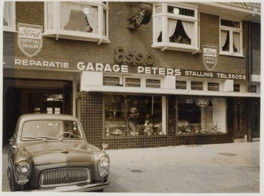 Binnenweg 99 Garage Peters, 1975