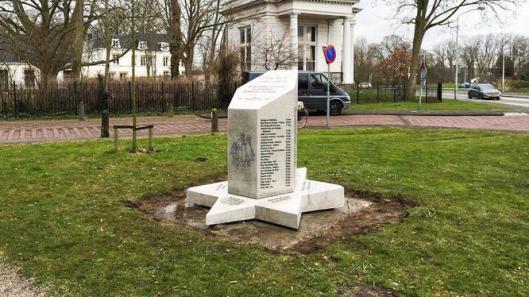 Joods monument Bloemendaal