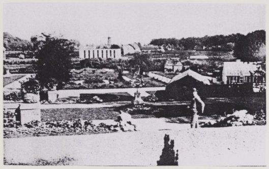 Dennenheuvel te Heemstede in 1920 (NHA)