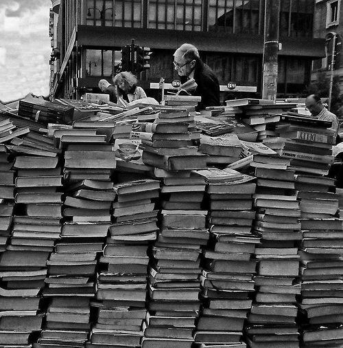 Over boeken gesproken...