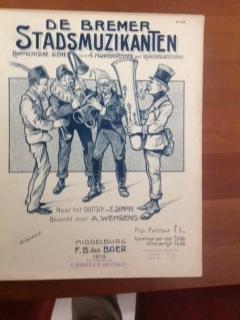 'De Bremer Stadsmuzikanten'