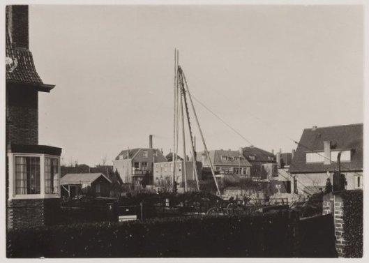 Bouw van het Gezondheidshuis Heemstede, Lieven de Keylaan, 1933