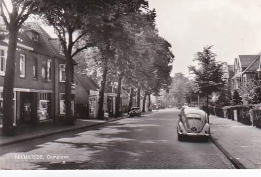 Camplaan Heemstede, circa 1960