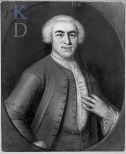 Pieter Clifford (1712-1788) (Iconografisch Bureau)