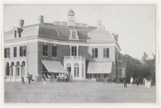 Foto uit 1911van Meer en Berg uit de periode van Jan Hendrik Deutz van Lennep