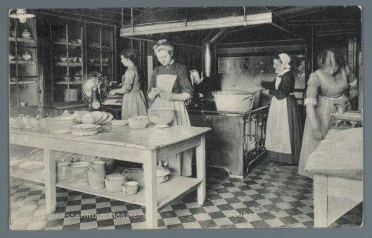 Keuken Diaconessenhuis Haarlem 1014