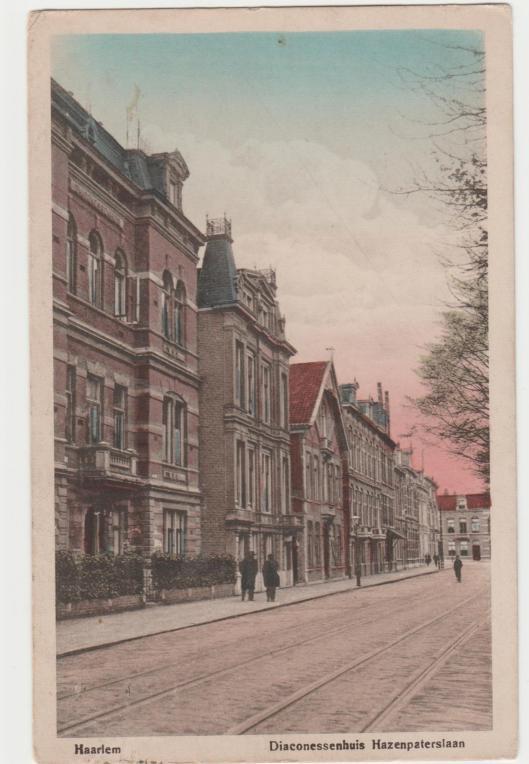 Diaconessenhuis Haarlem